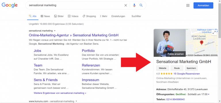 google-my-business-sensational
