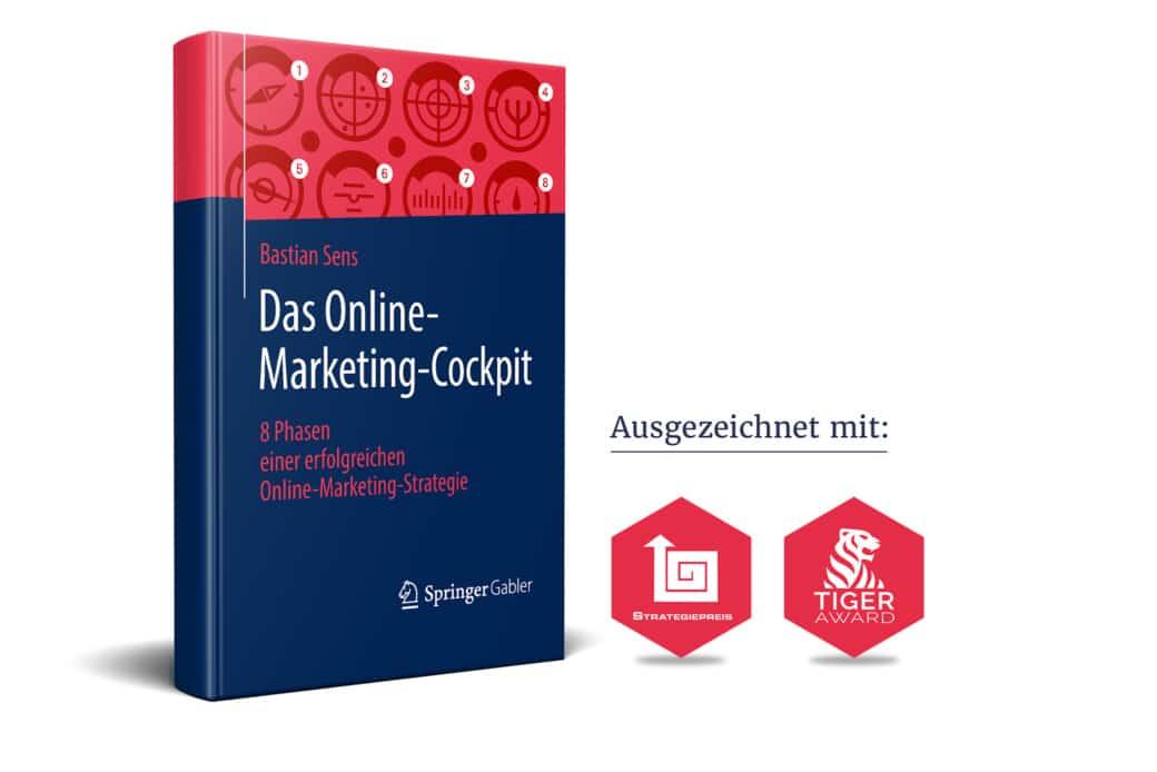 Online Marketing Auszeichnung Cockpit