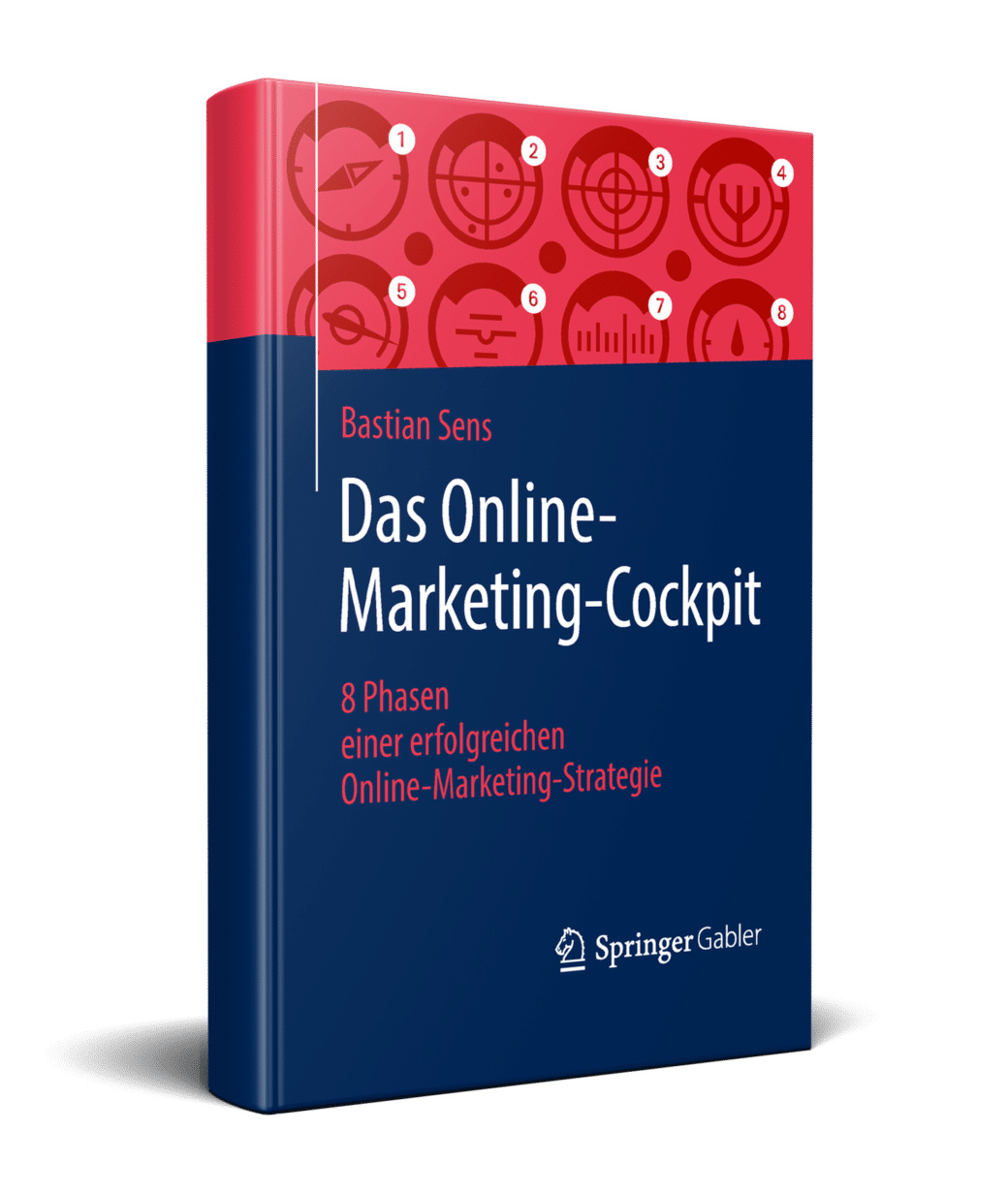 Buch Das Online Marketing Cockpit