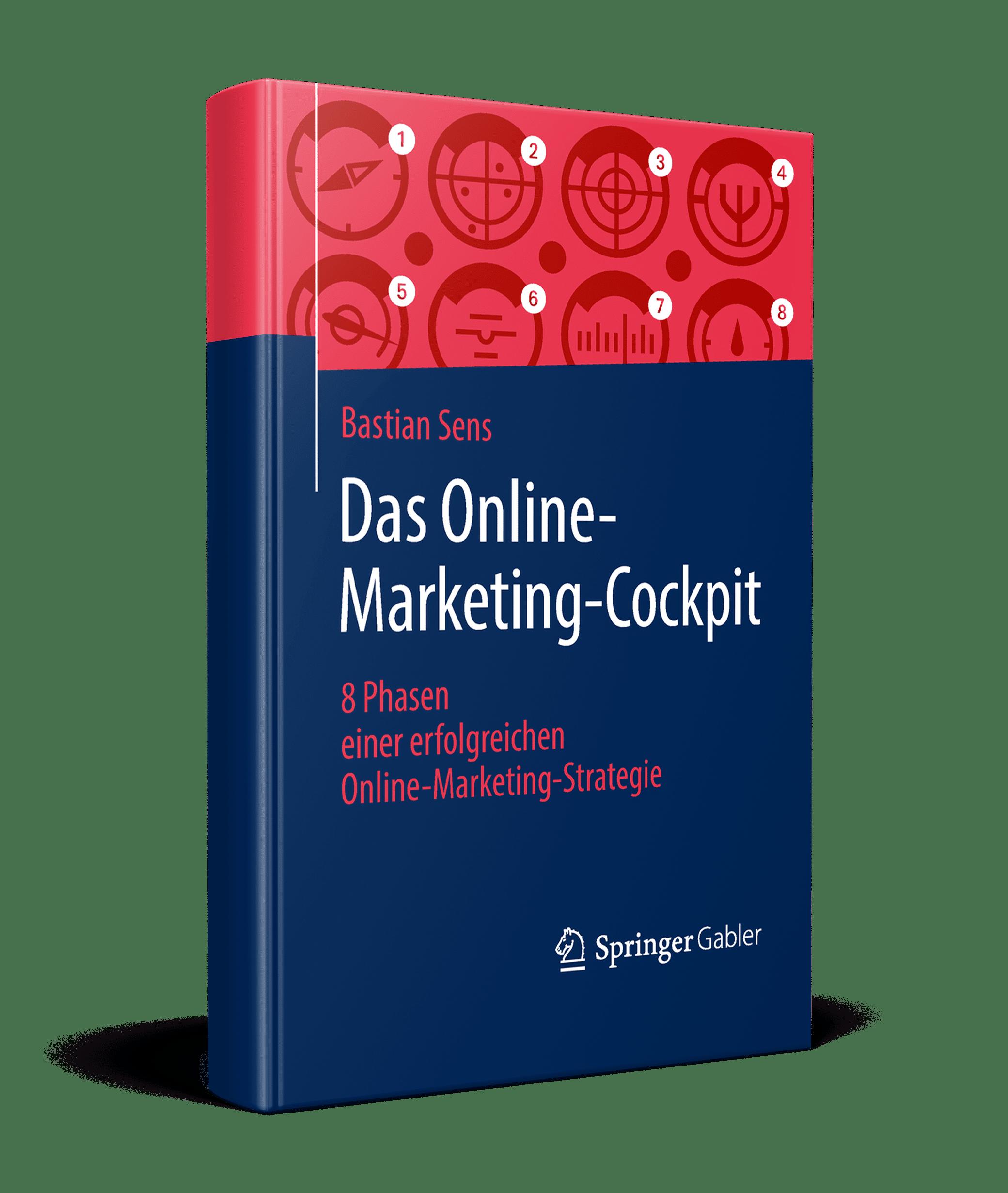 Buch Das Online Marketing Cockpit