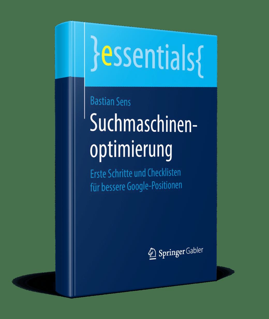 Buch Suchmaschinenoptimierung
