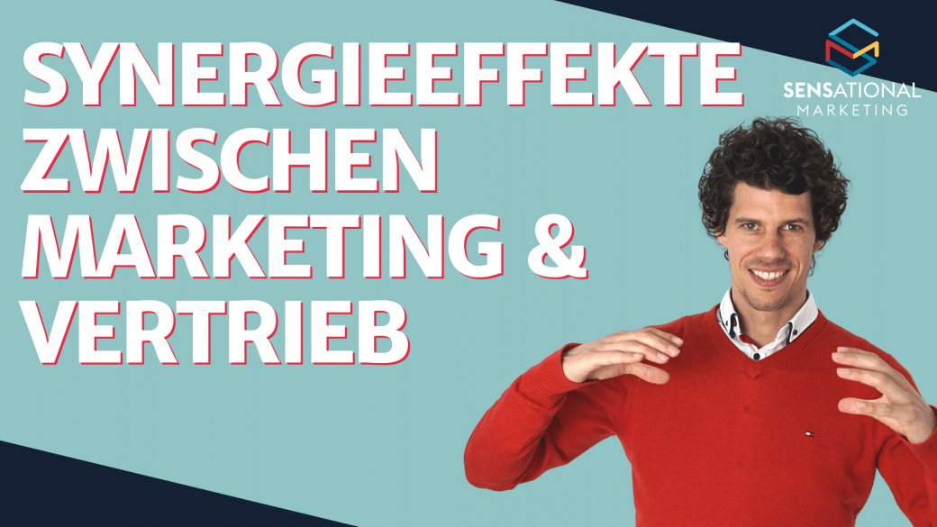 Synergieeffekte Vertrieb Online-Marketing