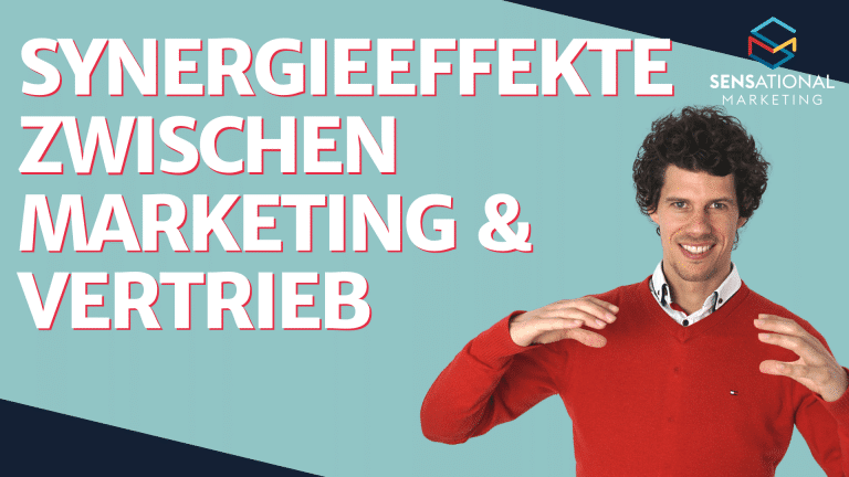 Synergieeffekte Vertrieb Online-Marketing