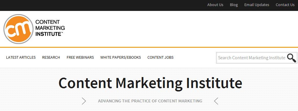 Blog Contentmarketinginstitute