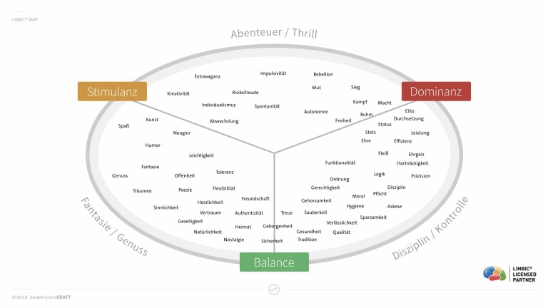 SEO-Strategie: Limbic Map®